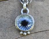 innocent eyeball necklace