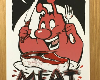 Meat - Stuff I Like series