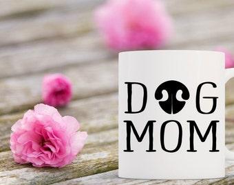 Dog Mom Coffee Mug | Dog Nose Coffee Mug | Coffee Mug Gift | Sublimation Mug | 11oz Coffee Mug | Dog Scent Class | Canine Search & Rescue