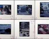 37 Vintage 35mm Slide Set - NYC - Washington DC - 1960s Travel - Photo Slides - New York City 1962 - Washington Mall - Capitol Hill
