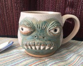 Zeeg II the Monster Mug