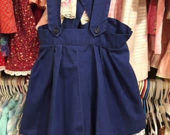 1950s Handmade Jumper Girls 5/6