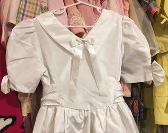 80s Princess Di Dress Girls 4/5