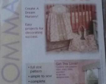 2 Roommates Patterns - Diaper Stacker - Crib Bumpers