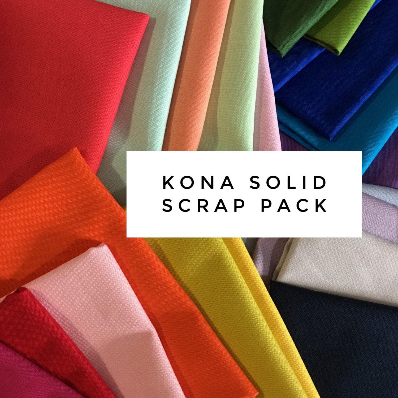 Sale Fabric Scraps Scrap Fabric Scrap Pack Of Solid