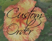 Custom mum order for Jan