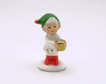 Vintage Christmas Decoration Candleholder Candle Holder