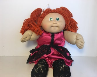 SALE Cabbage Patch Doll 1980's