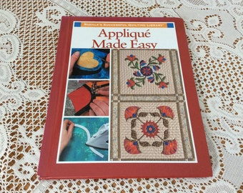 Appliqué Made Easy Instruction Book