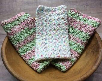 Hand Made Crochet Dish Cloth