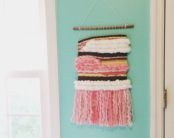 Sunset Woven Wall Hanging