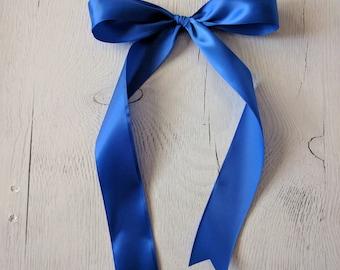 Princess of Avalor - Blue hair bow
