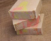 Mango and Papaya Goats Milk Soap