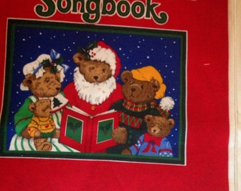 Merry Christmas Song Book