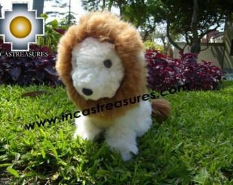Adorable Alpaca Stuffed Animal Buba The Lion FREE SHIPPING Worldwide