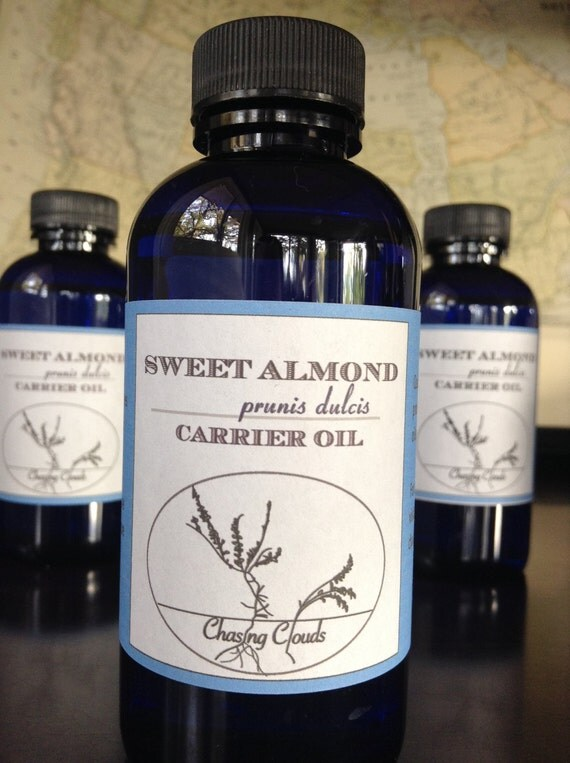 Sweet Almond Oil - Aromatherapy - Carrier Oil