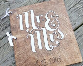 Wedding Guest Book, Wedding Guestbook, Rustic Guest Book, Rustic Guestbook,Wooden Guest Book, Unique Wedding guestbook