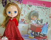 LittleAmelie Doll Sewing Book-English Edition