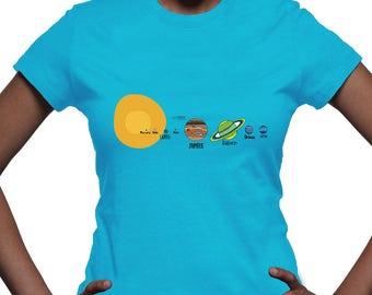 Planetary Hope T Shirt