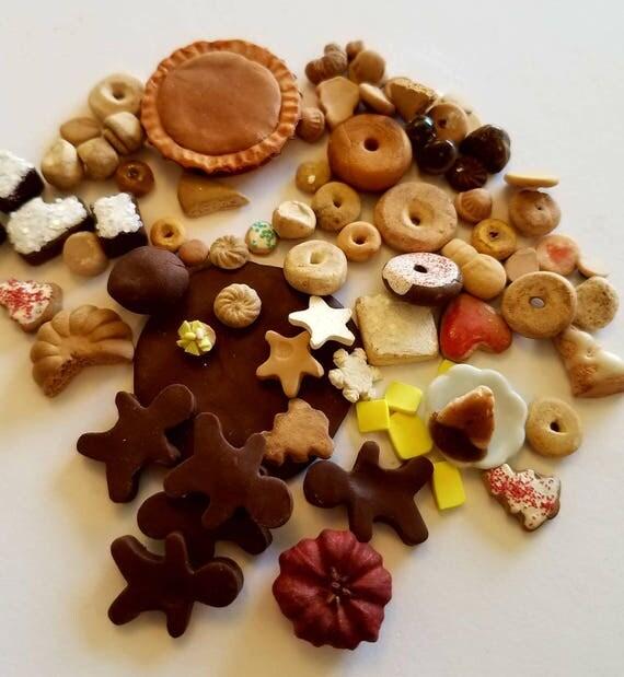 Miniature Miscellaneous Food Items- Seconds (8)