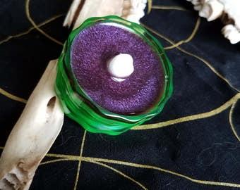 Purple Magic Tooth Grinder