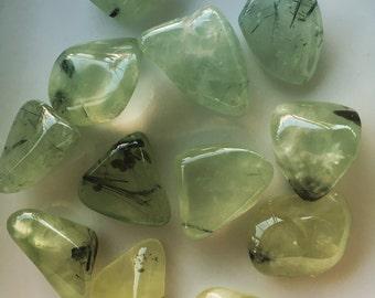 Prehnite, Prehnite Stone, Prehnite Stones, Prehnite Crystal, Crystal Healing, Reiki, Chakra