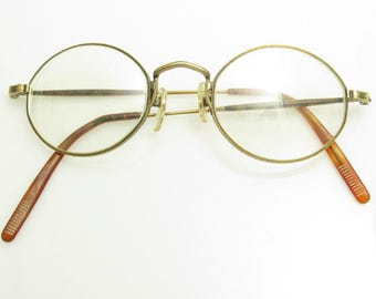 Matsuda Wire Rim Glasses Frames for Prescription Ornate Japan