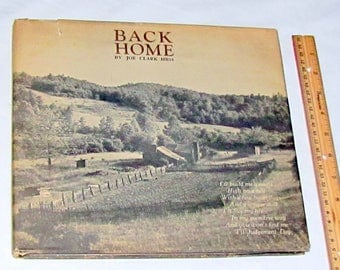 Back Home by Joe Clark, great photography and poetry of rural Tennessee