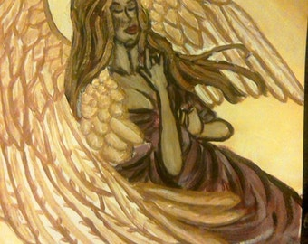 Angel of Peace.