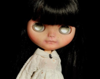 "Custom ORIGINAL Blythe doll Original  Check it out!  ""Luna"" by Fausto & Gretchen. Layaway accepted. Opened to personalized payment plans."