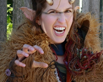 Troll Ears-- handmade, latex ear tips, great for cosplay, costumes, ogres, trolls, and goblins