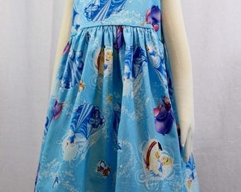 Cinderella Childrens Dress Size 4