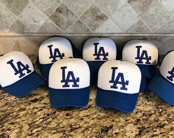 Dodgers trucker