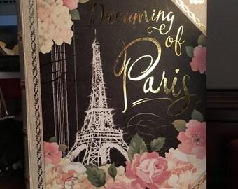 Paris Decorative Book Box Jewelry Holder by LauriJon™ Studio City