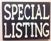 Special listing for MARGARET