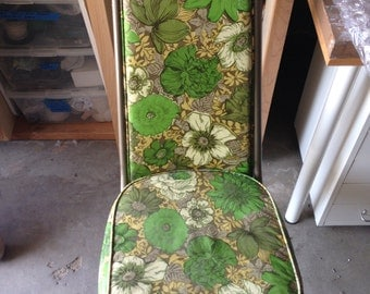 Flower Power Kitchen Desk or side chair