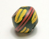 African Trade Bead -  Mid 1800s - King Bead - Made in Venice