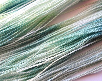 Tender Shoot Hand Dyed Tencel Size 8 Thread