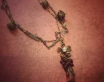 Heirloom necklace 4