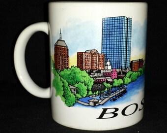 Boston Souvenir Mug