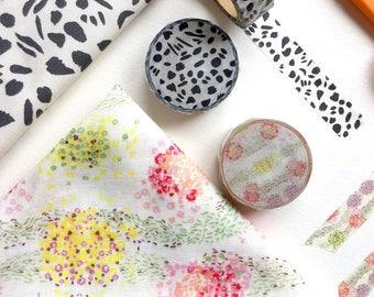 washi  tape -Hanabi- original design