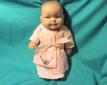 Berenguer Doll, Childs Toy Doll, Plastic Doll, Vintage Berenguer Baby Doll, Toy Doll, Berenguer Life Like Doll, Childs Doll by Berenguer