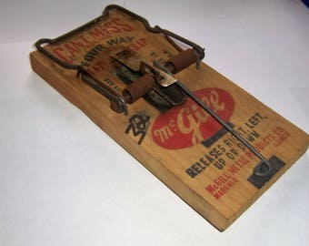 MCGill Can't Miss 4 Way Mouse Trap