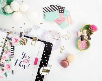 In The Moment My Prima Planner A5 Size Planner Kit • Free Washi Tape with this order