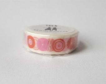 Scandinavian Candy mt Paper Masking Tape