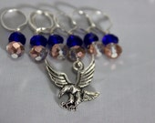 Ravenclaw Stitch Markers