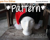 Holiday SALE INSTANT DOWNLOAD -- Harley Quinn Beanie Hat - Crochet Pattern - Adult, Teen, Toddler, Baby Sizes
