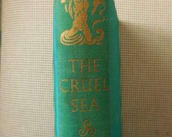 First Edition The Cruel Sea by Nicholas Monsarrat