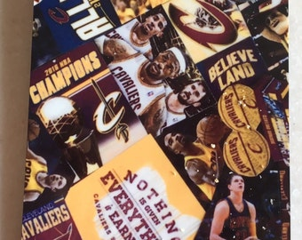 Cleveland Cavaliers Luggage Tags