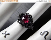 Sale Sea Witch II Ring - Garnet